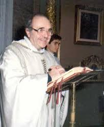 don Giancarlo Cevenini parroco
