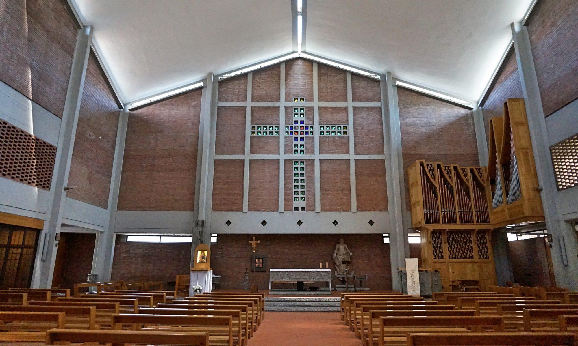 Parrocchia di San Severino Bologna